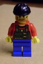 Lego Rock Raiders - Bandit - Räuber Figur - Steine - Figuren Minifigs Neu