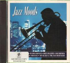 Various Jazz(CD Album)Jazz Moods-New