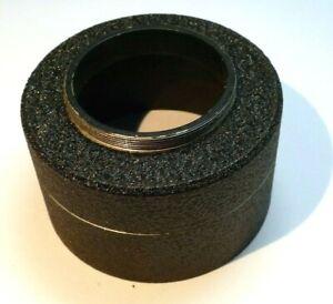 39mm Lens Hood screw in Shade Metal telephoto