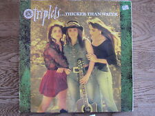 LP - THE TRIPLETS - THICKER THAN WATER