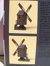 Auhagen 13282 Windmühle für Spur TT Neuware mit OVP