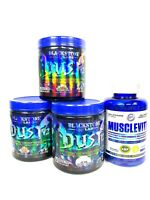 NEW Blackstone Labs DUST V2 Extreme Pre workout + Musclevite Multi-Vitamin