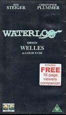 WATERLOO STARRING ORSON WELLES AS LOUIS XVIII ROD STEIGER CHRISTOPHER PLUMMER
