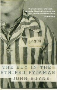 The boy in the striped pyjamas: a fable by John Boyne (Paperback) Amazing Value