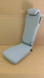 2015-2020 Toyota Sienna OEM Genuine second Row Middle Seat Console Leather