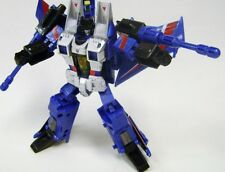 Transformers Generations THUNDERCRACKER Complete Classics Deluxe