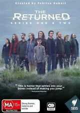 The Returned : Series 1-2 (DVD, 2016, 3-Disc Set)