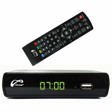 Analog-To-Digital TV Television Converter Box full HD 1080p + Remote Control RCA