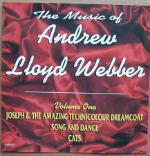 The Music of Andrew Lloyd Webber Vol.One - Cats, Song and Dance u.a. - CD