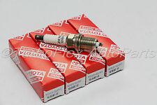Toyota Celica 90-93  1.6L 4A-FE Spark Plug Set of 4 Genuine OEM     90919-01153