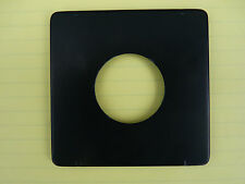 4x5 Pacemaker Crown Speed Graphic lens board,rapax shutter for 90mm or 65mm/6.8
