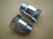(1) Oxygen sensor extender spacer HHO HYDROGEN Test Pipe O2 M18 X 1.5 18mm