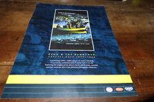 ECHO & THE BUNNYMEN - Publicité de magazine / Advert !!! CRYSTAL DAYS 79-99 !!!