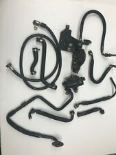 Mercruiser 4.2L 300hp diesel-OIL FILTER ADAPTER AND HOSES