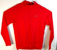 Performance Red Long sleeve Cycling Jersey Size - Large