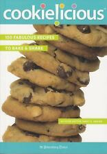 Cookielicious: 150 Fabulous Recipes to Bake & Share by Janet K. Keeler (2010 PB)