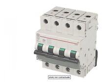 Disjoncteur-EP 45 4 pôles 10A courbe C-GENERAL ELECTRIC -676079