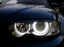 Kit Angel Eyes Feux Néon CCFL Blanc Xénon 7000K Anti Erreur ODB BMW E83 X3