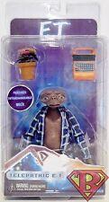 "E.T. the EXTRA-TERRESTRIAL (TELEPATHIC) 4"" inch Figure Series 2 Neca 2012"