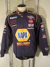 Vintage Dale Earnhardt Inc NASCAR NAPA Jacket Winston Cup XL Chase Signature