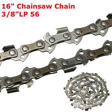 "16 Inch Chainsaw Saw Chain Blade Sears 3//8 Pitch 0.043/"" Gauge 55DL UK"