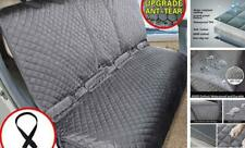 New listing Bench Dog Car Seat Cover for Back Seat, 100% Waterproof Dog Car Standard Grey