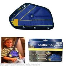 Cinturón de seguridad de coche de niño soporte de ajuste Correa de cinturón de seguridad niño ayuda