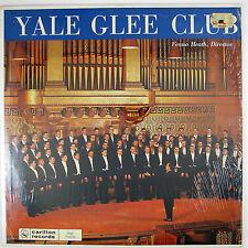 YALE GLEE CLUB Dir. Fenno Heath Yale Glee Club LP CHORAL (SEALED/UNPLAYED)