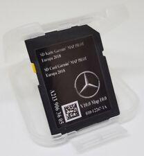 Genuine! V10 2018 MAP PILOT Mercedes GARMIN SD W205 C, GLK GLC A2139063605