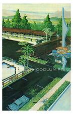 Tiki Poster 11x17 Polynesian Retro Tiki Bar Lounge Cocktail Tropics Motor Hotel