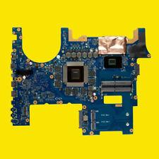For ASUS G752VM G752VML G752VS Motherboard W/ I7-6700HQ GTX 1070 Schede madre 8G