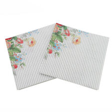 20pcs rose floral paper napkins serviettes wedding party birthday DecorsupplieNT