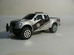 Arizona DPS Highway Patrol Pick Up Truck Custom  1:64