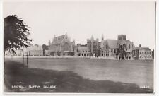 Bristol; Clifton College RP PPC, Unposted, Interwar Card By Photochrom
