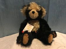 Clemens Teddy Bear Basile Mohair Plush Limited Ed 300 Claudia Weinstein Tags