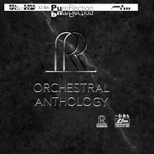 LIM | Reference Recordings - Orchestral Anthology Ultra HD CD oop
