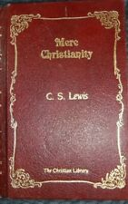 Mere Christianity by C.S. Lewis*HC*Religion*God*Philosophy