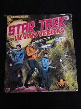 Star Trek 1975 Power Records 45. In Vino Veritas