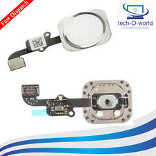 REPLACEMENT FOR IPHONE 6 HOME BUTTON MENU BUTTON WITH FLEX CABLE