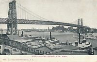 NEW YORK CITY – Williamsburg Bridge – udb (pre 1908)