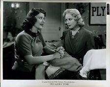 SONJA HENIE RICHARD GREENE MY LUCKY STAR 1938   ORIG 8X10 Photo X1321