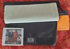 The Intern _moleskin 15 inch laptop case promo +motion picture soundtrack