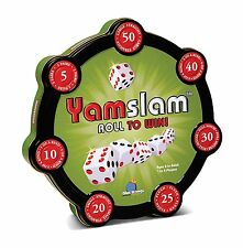 Blue Orange 300 Yamslam Dice Game Game For Kids 1-4 Players, Ages 8 Years And Up