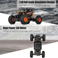 WLtoys 18428-B/18628/18629 RC Cars 1:18 Scale 2.4G Remote Control Off-Road Truck
