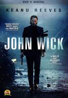 John Wick [2015, DVD + Digital] Keanu Reeves