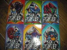 6 STAR FIGHTERS P/BS MAX CHASE 1 3 5 6 ALIEN ATTACK ENEMYS LAIR LETHAL COMBAT SP