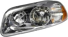12-18 MACK GU4 GU5 HEAVY DUTY HEADLIGHT ASSEMBLY LH DRIVER SIDE  888-5504