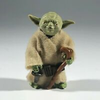 Star Wars 1980 Yoda ESB Vintage Kenner Action Figure Hong Kong