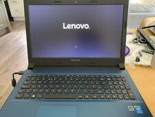 "Lenovo Ideapad 305-15iBD Blue Intel Core 3 15.6"" Laptop"