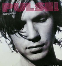 BECK 1999 PULSE MAGAZINE COVER POSTER